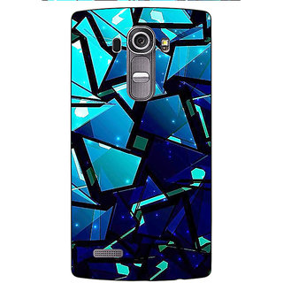 Enhance Your Phone Crystal Prism Back Cover Case For LG G4