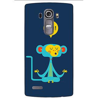 Enhance Your Phone OM Back Cover Case For LG G4
