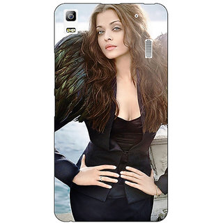Enhance Your Phone Bollywood Superstar Aishwarya Rai Back Cover Case For Lenovo K3 Note