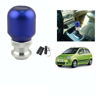 Takecare Blue Gear Knob For Chevrolet Spark