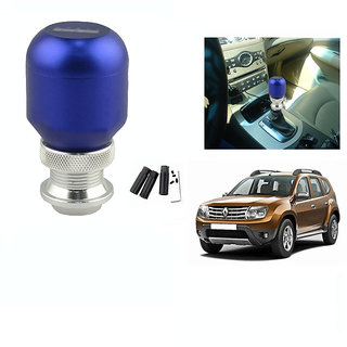 Takecare Blue Gear Knob For Renault Duster New 2015