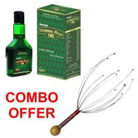 Deemark New Herbal Hair Oil WITH BOKOMO AS FREEBIE