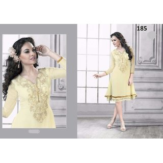 Fashion With You Georgette Embroidred Kurti FWY-150-185