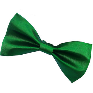 Wholesome Deal green neck bow tie