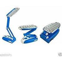 31 Led Flexible Rechargeble Emergency Table Lamp Night Desk Bed Light