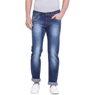 Virtue Men Blue Casual Slim Fit Jeans (VRT11STR)