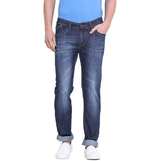 Virtue Men Blue Casual Slim Fit Jeans (VRT2STR)
