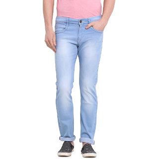 Virtue Men Blue Casual Slim Fit Jeans (VRT20STR)