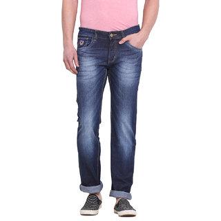 Virtue Men Blue Casual Slim Fit Jeans (VRT12STR)