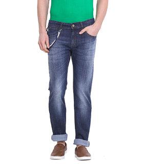 Virtue Men Blue Casual Slim Fit Jeans (VRT6STR)