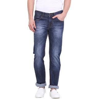 Virtue Men Blue Casual Slim Fit Jeans (VRT29RGD)
