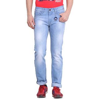 Virtue Men Blue Casual Slim Fit Jeans (VRT28RGD)