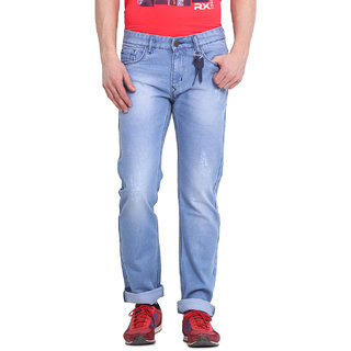 Virtue Men Blue Casual Slim Fit Jeans (VRT24RGD)