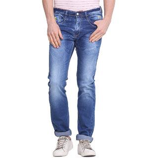 Virtue Men Beige Casual Slim Fit Trouser (VRT107STR-CT)