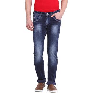 Virtue Men Blue Casual Slim Fit Jeans (VRT63STR-SP)