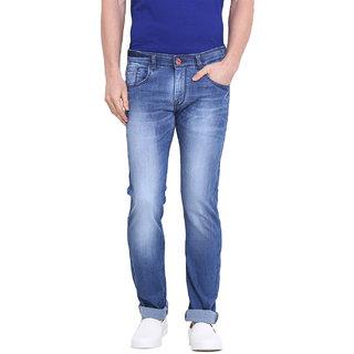 Virtue Men Blue Casual Slim Fit Jeans (VRT73STR-SP)