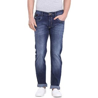 Virtue Men Blue Casual Slim Fit Jeans (VRT56STR-SP)
