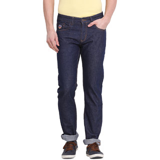 Virtue Men Blue Casual Slim Fit Jeans (VRT37RGD)