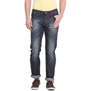Virtue Men Blue Casual Slim Fit Jeans (VRT33RGD)