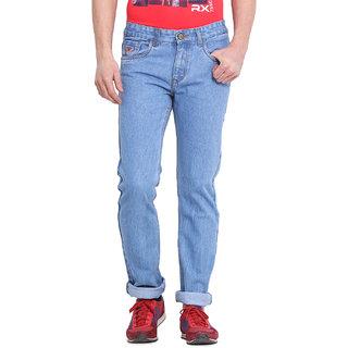 Virtue Men Blue Casual Slim Fit Jeans (VRT40RGD)