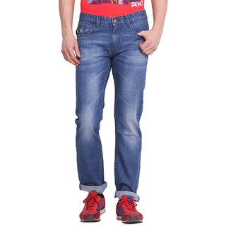 Virtue Men Blue Casual Slim Fit Jeans (VRT44RGD)