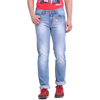 Virtue Men Blue Casual Slim Fit Jeans (VRT32RGD)