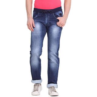 Virtue Men Blue Casual Slim Fit Jeans (VRT71STR-SP)