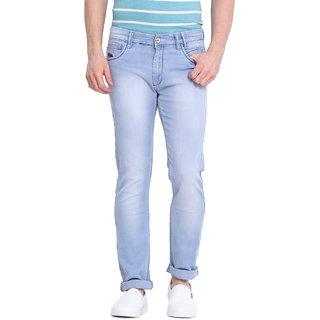 Virtue Men Blue Casual Slim Fit Jeans (VRT48STR-SP)