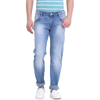 Virtue Men Blue Casual Slim Fit Jeans (VRT46STR-SP)