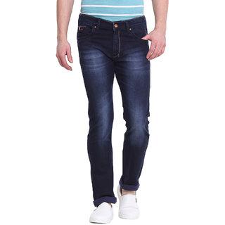 Virtue Men Blue Casual Slim Fit Jeans (VRT58STR-SP)