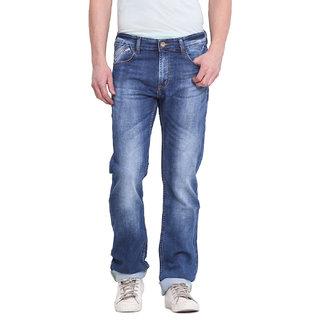 Virtue Men Blue Casual Slim Fit Jeans (VRT65STR-SP)