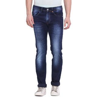 Virtue Men Blue Casual Slim Fit Jeans (VRT77STR-SP)