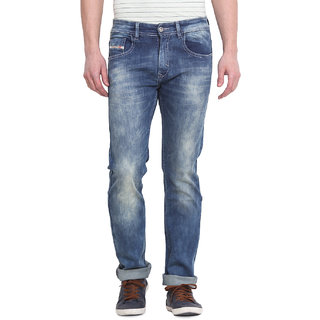 Virtue Men Blue Casual Slim Fit Jeans (VRT49STR-SP)