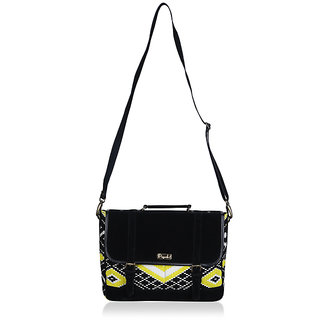 Paprika Yellow Colour Handbag