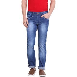 Virtue Men Blue Casual Slim Fit Jeans (VRT81STR-SP)