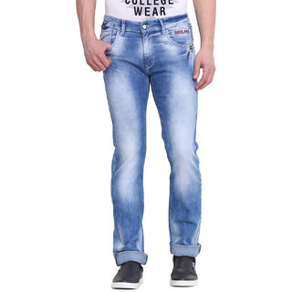 Virtue Men Blue Casual Slim Fit Jeans (VRT88STR-SP)