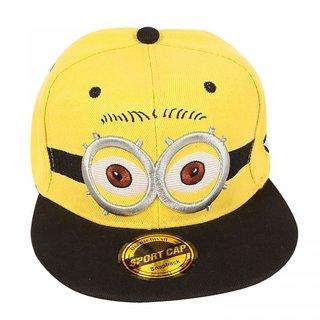 ILU Snapback Cap, Baseball Caps, Hip Hop Cap