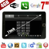 Tz 88 Android 2.2 7 With 2g Calling And Internet Resistive Touch Calling Tablet Pc