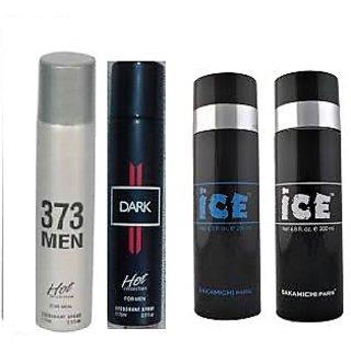 Best Buy Combo- 2 Ice deo + 2 Pencil deo