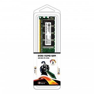 Eastern Digital Desktop DDR1 SDRAM - 512 MB (400 Mhz)