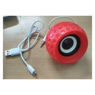 Kewin SP-826 Speakers Type (Red)