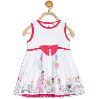 9b21c3e52d9c 612 League Baby GirlS ALine Dress BLS00S720016B available at ShopClues for  Rs.349