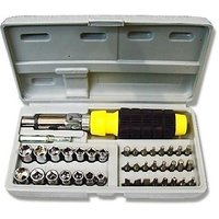 Trendmakerz 41 PCS Screwdriver Set Tool Kit for Home Car PC