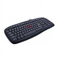 IBall Winner USB 2.0 Keyboards (Black)