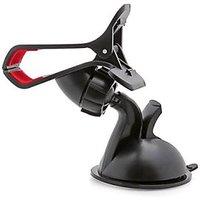 Clip Car Mobile Holder Black