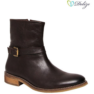 Delize Men's Brown Boots Option 5