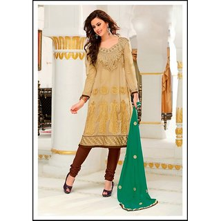 Women's Bollywood Salwar Kameez Blue Design 838