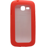 Snooky Transparent Hard Back Cover For Samsung Galaxy Star Pro S7262 Td8993