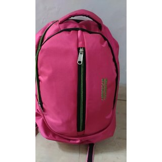 American PINK Backpack for Your Laptop
