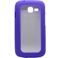 Snooky Transparent Hard Back Cover For Samsung Galaxy Star Pro S7262 Td8987